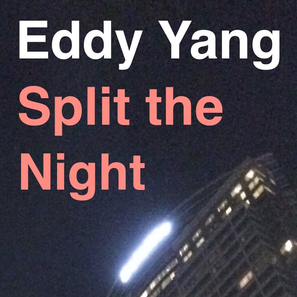 indie rocker eddy yang releases new single split the night