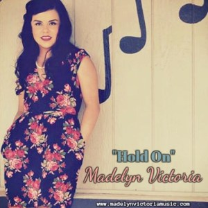 Madelyn Victoria Releases New Single, Hold On