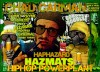 Chad Carman-Haphazard Hazmats Hip Hop Powerplant