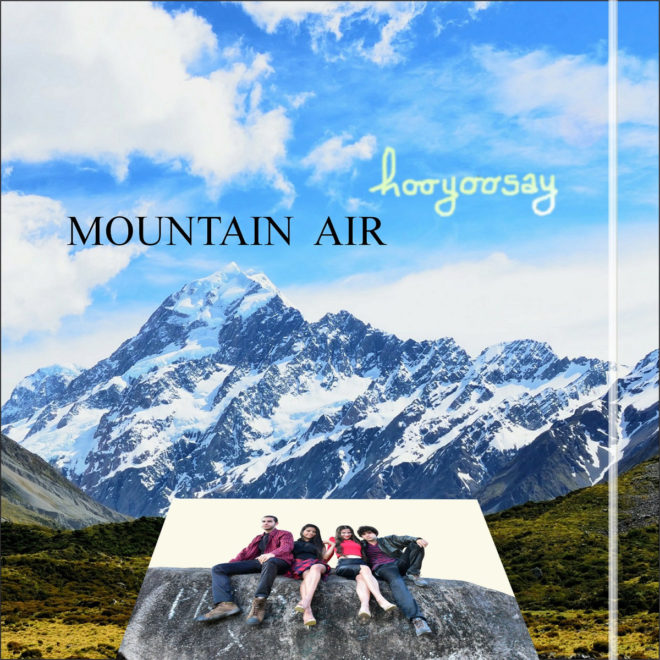 hooyoosay-Mountain Air EP