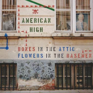 American High Release Bones in the Attic, Flowers in the Basement