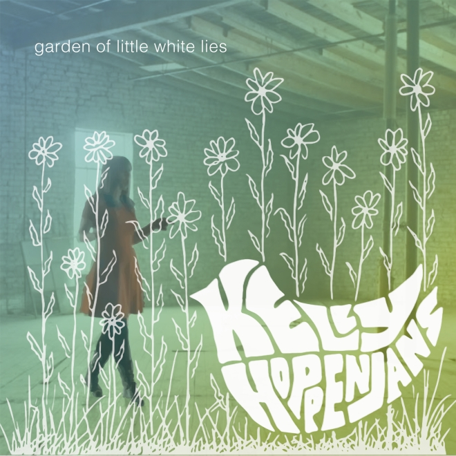 Kelly Hoppenjans-Garden of Little White Lies