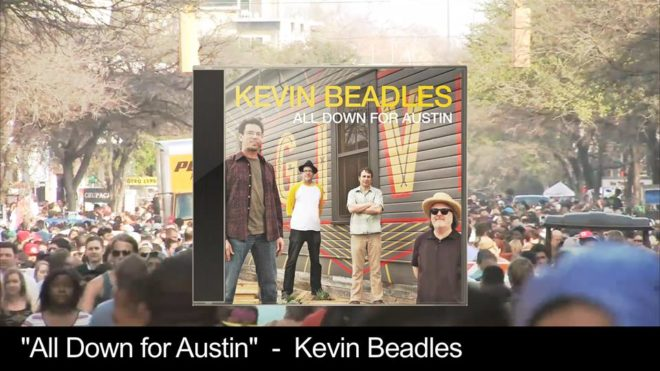 Kevin Beadles-All Down For Austin