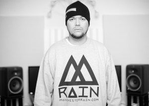 Manchester Rain Debuts Self-Titled Song/Video On SubDust Music