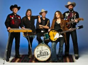 The Carolyn Sills Combo Is A Good Old Fashioned, Vintage, Roots-Rockin', Foot-Stompin' Great Time
