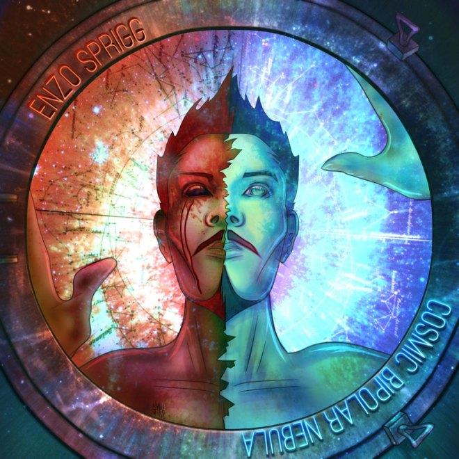 Enzo Sprigg-Cosmic Bipolar Nebula