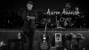 Aaron Avanish Releases First English Language EP, Love