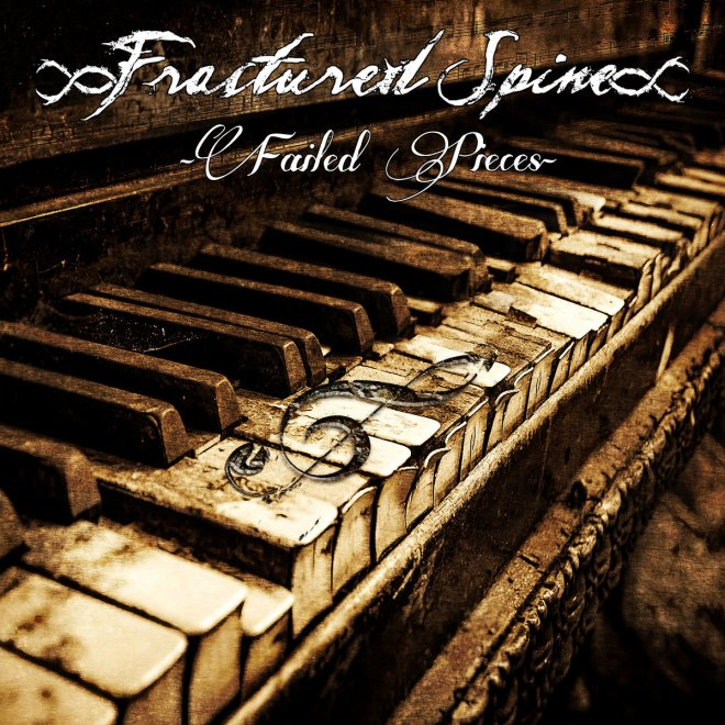 Fractured Spine-Failed Pieces