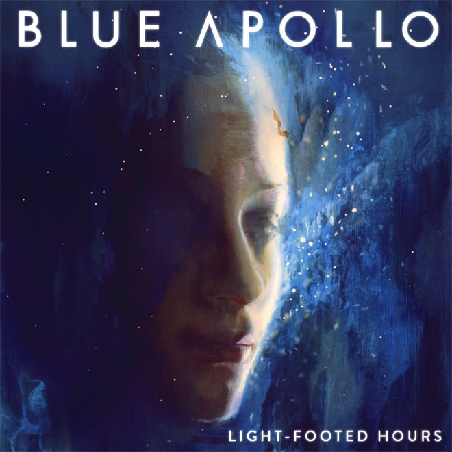 Blue Apollo-Light Footed Hours