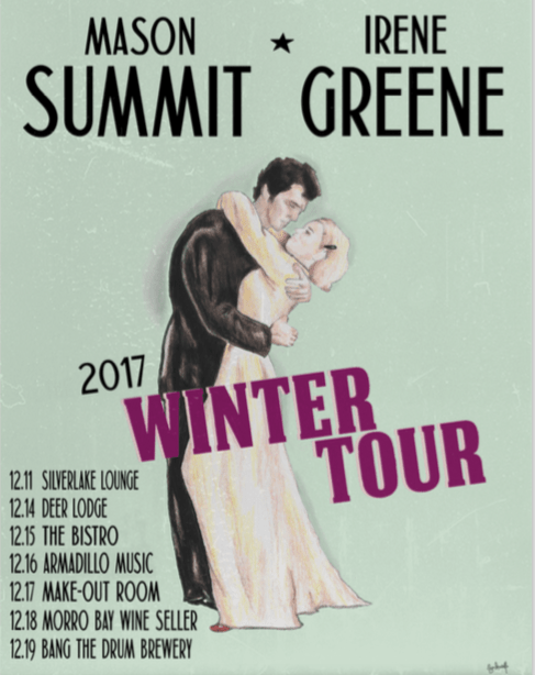 Mason Summit-Irene Greene-2017 Winter Tour