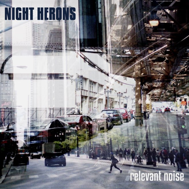 Night Herons-Relevant Noise