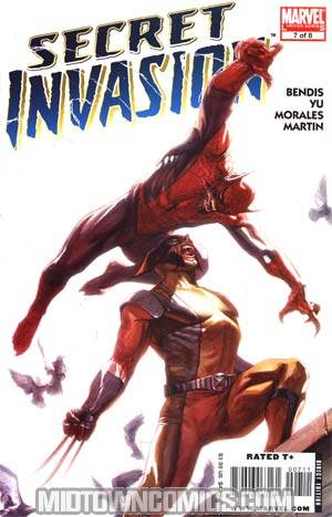SECRET INVASION #7