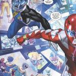 Mighty Morphin Power Rangers Boom Studios 41 Cover C Variant Dan Mora Cover Midtown Comics