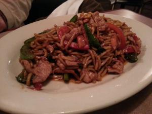 2014-01-23 Thai Spaghetti