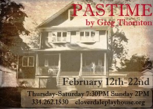 PASTIME House  Photo Vintage January 5 2015 James Design