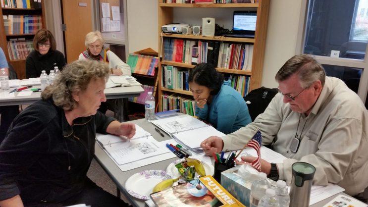 tutor training