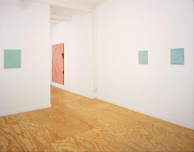 Kuhr / Smith, installation view.