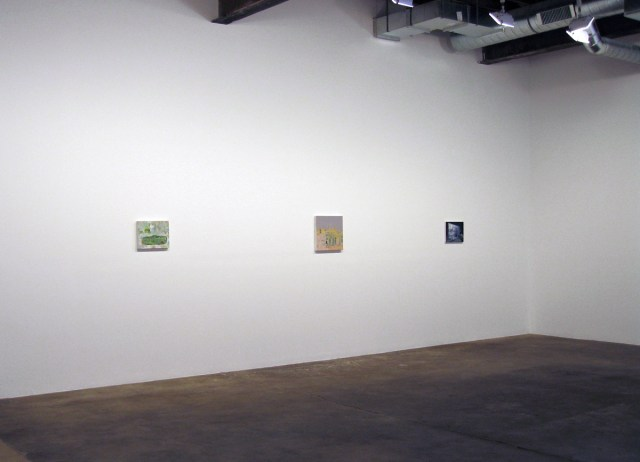 Bruce Tapola, installation view.