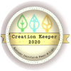 Creation Keeper 2020 badge