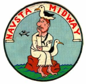 NavSta Midway Island Patch