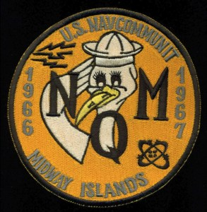 USNAVCOM Midway Island