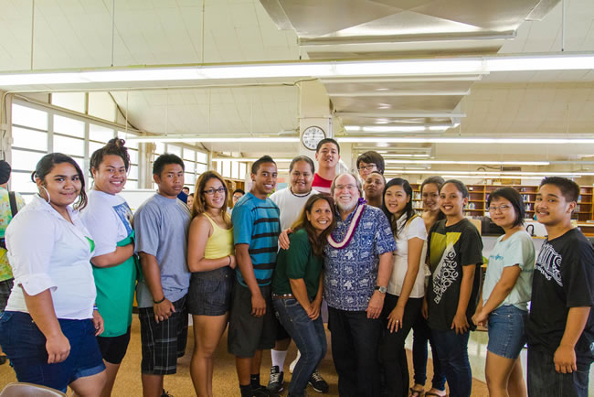 Aiea High School Installs PV System  MidWeek