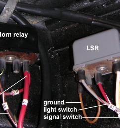 which is on the right hand end of the bulkhead behind the dashboard in t6 cars the relays are located in the trunk directly above the fuse block  [ 1853 x 998 Pixel ]