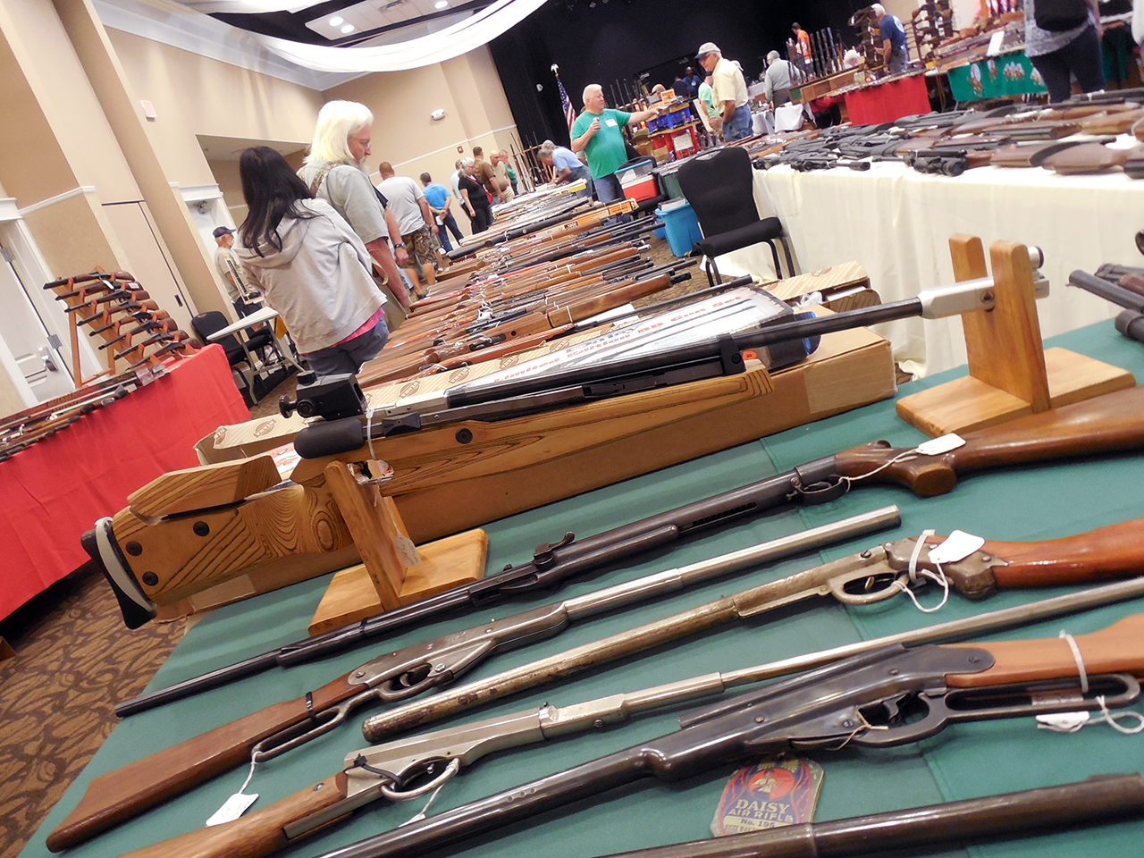 2017 Airgun Show Wrap-Up