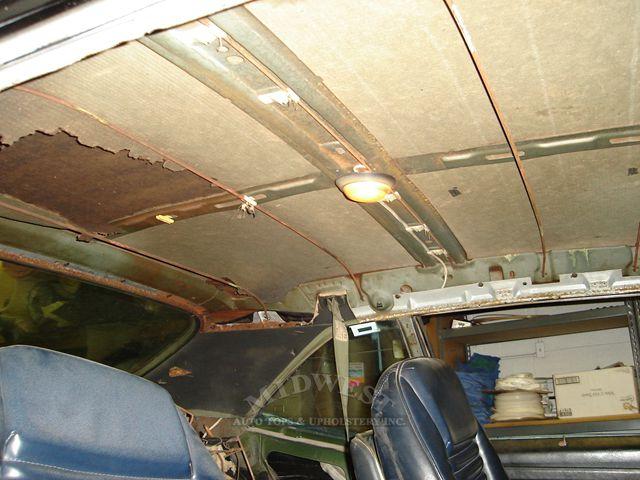 Midwest Auto Tops Amp Upholstery 1972 Nova Interior