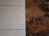 Staining Ceramic Tile Gallery