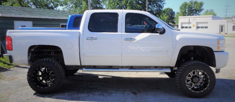 medium resolution of 2011 chevy 1500 silverado 6 inch fabtech suspension lift