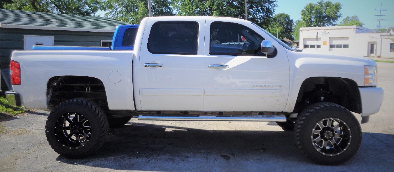hight resolution of 2011 chevy 1500 silverado 6 inch fabtech suspension lift