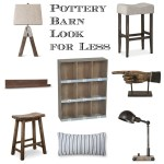 Pottery Barn Look On a Target Budget