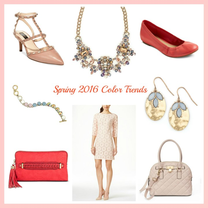 Spring 2016 Color Trends