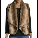 Winter Capsule Wardrobe: Styling a Fur Vest