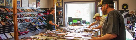 Passion turns to a business: Juke Joint Comics