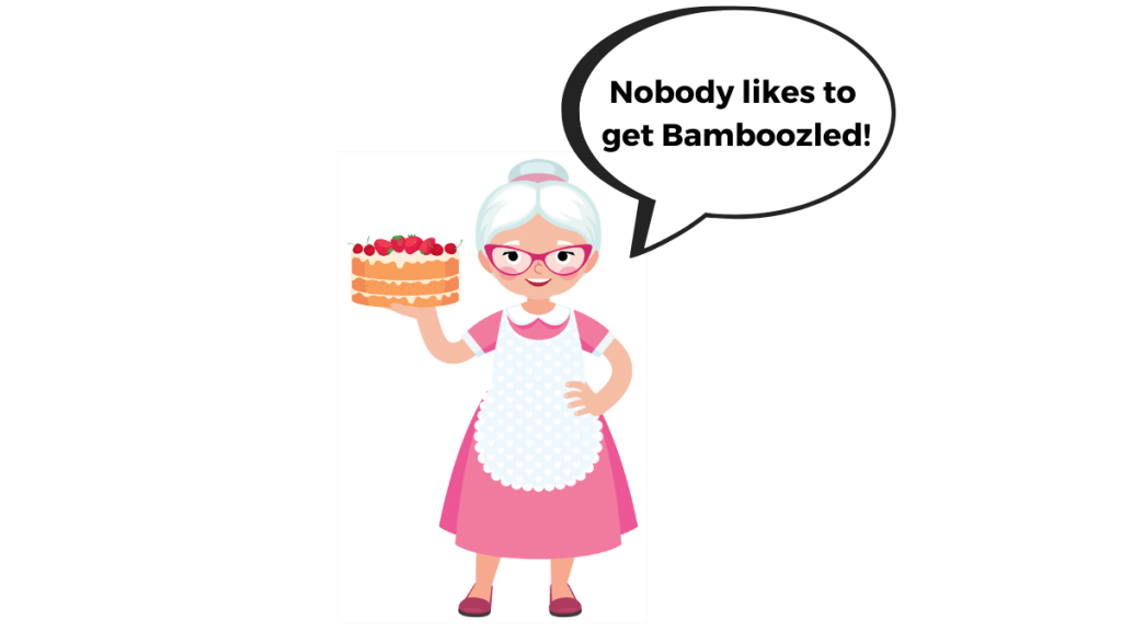 The Famous Bamboozled Lady