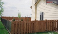 4 Ft Privacy Fence Pictures to Pin on Pinterest - PinsDaddy