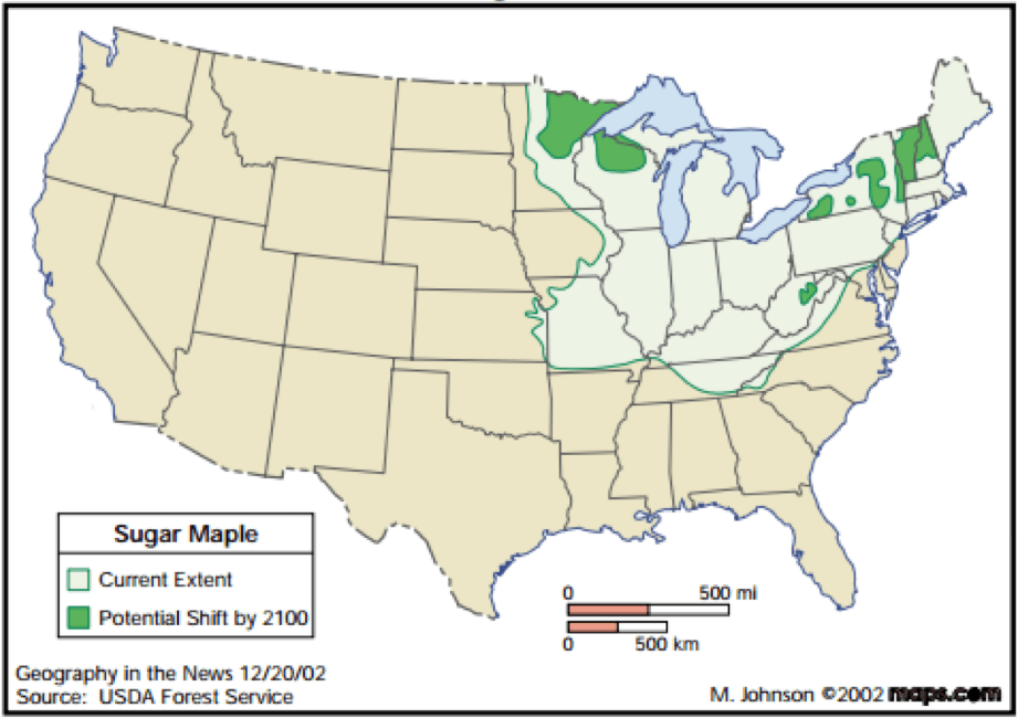 Midwest States Map Parts - Map of midwestern states