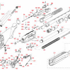 Handgun Slide Parts Diagram Honeywell Rth221b Basic Programmable Thermostat Wiring Beretta Xtrema