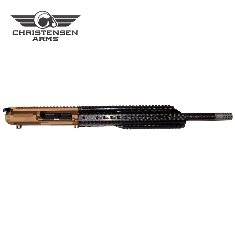 Christensen Arms Ca 10 Complete Upper Burnt Bronze Mgw