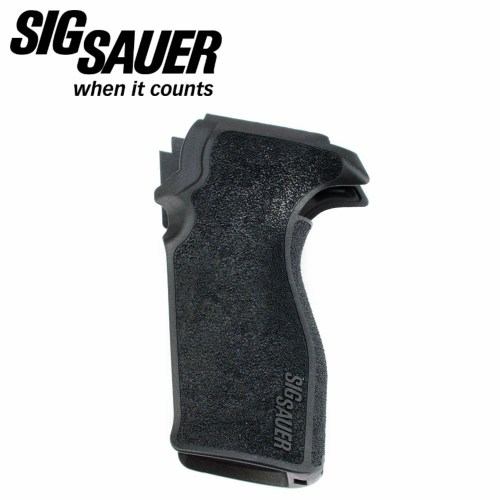 small resolution of sig sauer p227 one piece snap on grip da sa black