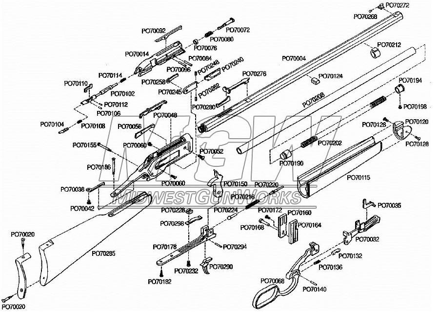 Ruger Sr22 Schematic