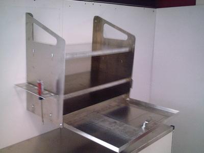 Super Shelf  Midwest Race Cabinets