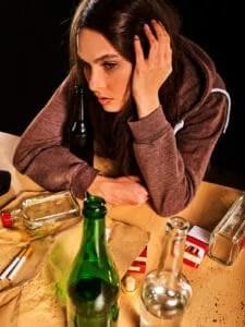 causes of alcoholism