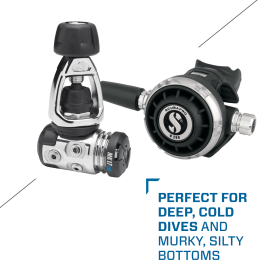 Scubapro MK17 EVO/G260 Dive Regulator System, INT