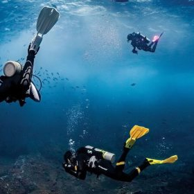PADI Open Water Diver Referral Program (Class and Pool Only)