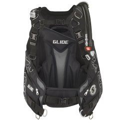 Scubapro Glide Men's BCD Grey w/ Power Inflator