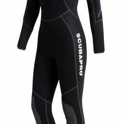 Scubapro Profile 3mm Wetsuit, Blue ,Womens Large, Closeout