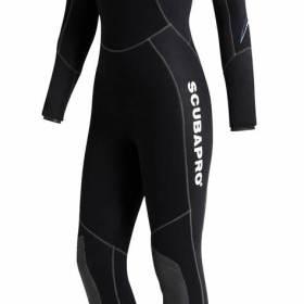 Scubapro Profile 3mm Wetsuit, Blue ,Womens Large, Closeout